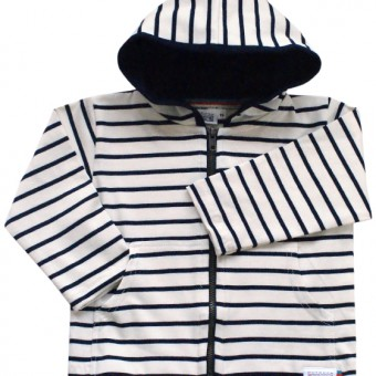 Babyhoody naturel navyblue copy