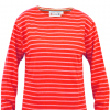 Classic-Bretons-shirt-red-fuxia