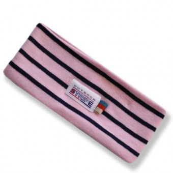haarband pink navy