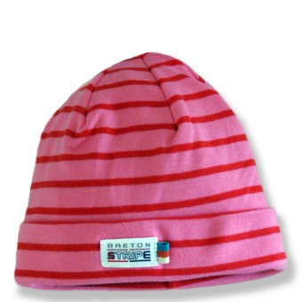 kinder muts fuxia red