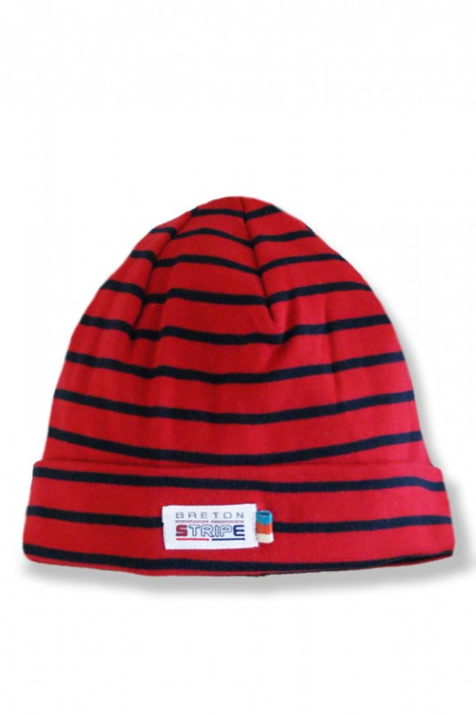 kinder muts red navy