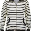 breton men hoodies naturel-navy