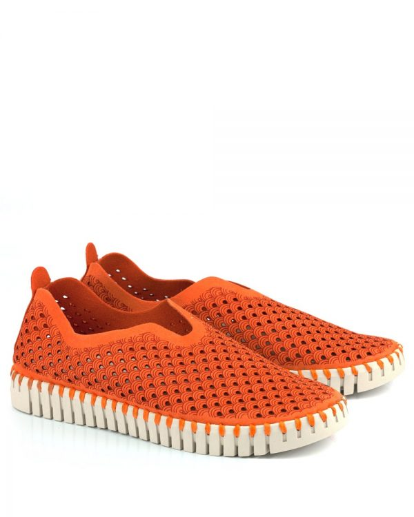 Ilse-Jacobsen-sneakers-tulip-orange